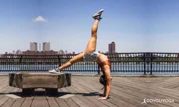 10 Exercises and Yoga Poses to Prep for Handstand