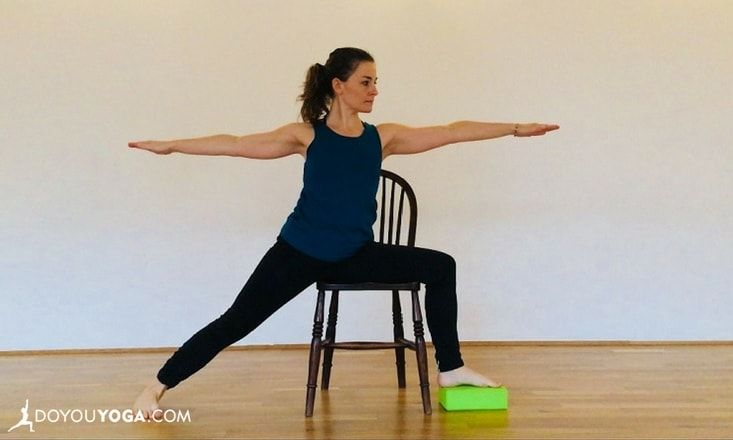 6 Chair Yoga Poses To Strengthen The Entire Body For All Ages Doyou