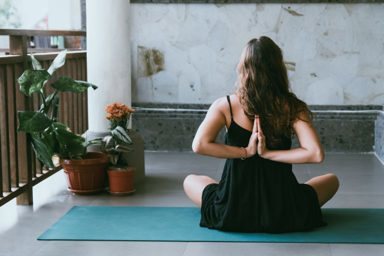 A Quick Q+A To Kickstart Your Home Yoga Practice