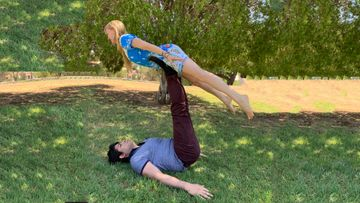 AcroYoga for Beginners: 3 Poses to Get You Started
