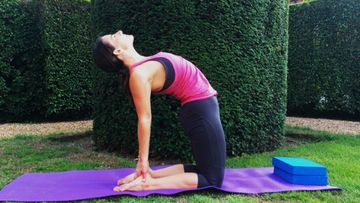 Bend over Backward to Find Your Confident Camel Pose