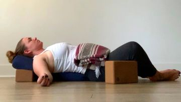 Restorative Yoga Postures to Help You Feel Grounded and Connected