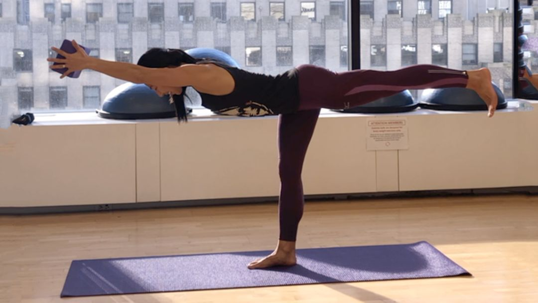 The Ultimate Yoga Sequence For Strength And Balance Doyou