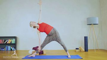 Spinal Flow Prenatal Yoga