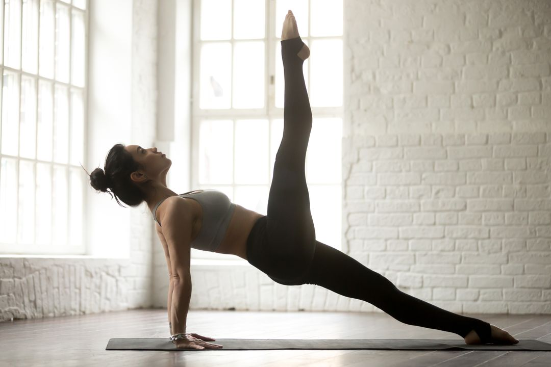 Fat Burning Pilates