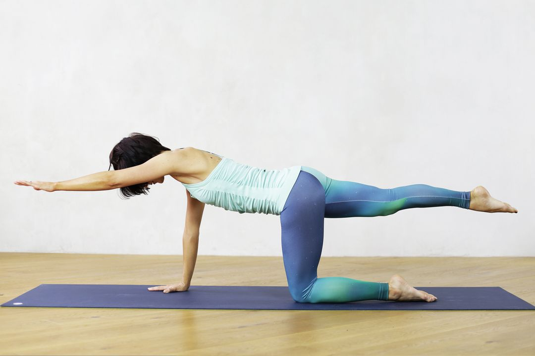 Pilates for Healthy Backs