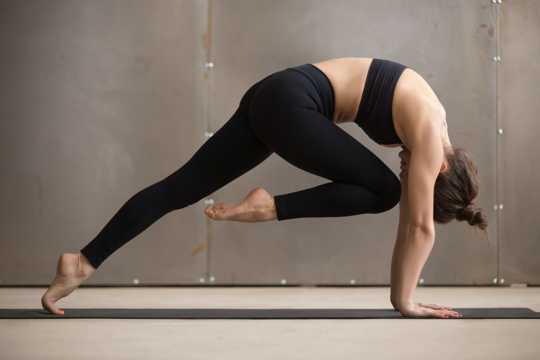 Pilates to Tone the Target Areas