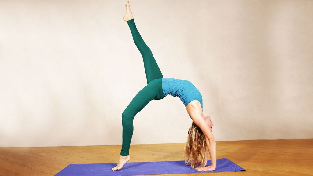 Sweaty Advanced Vinyasa