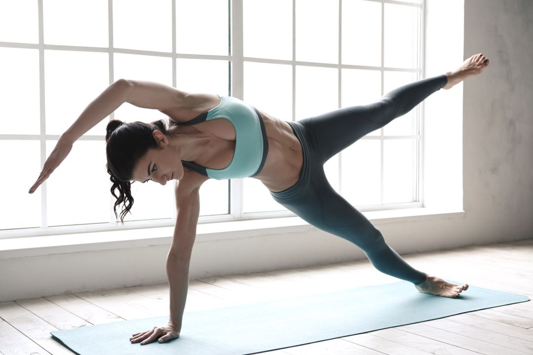 The 7 Day Pilates Challenge