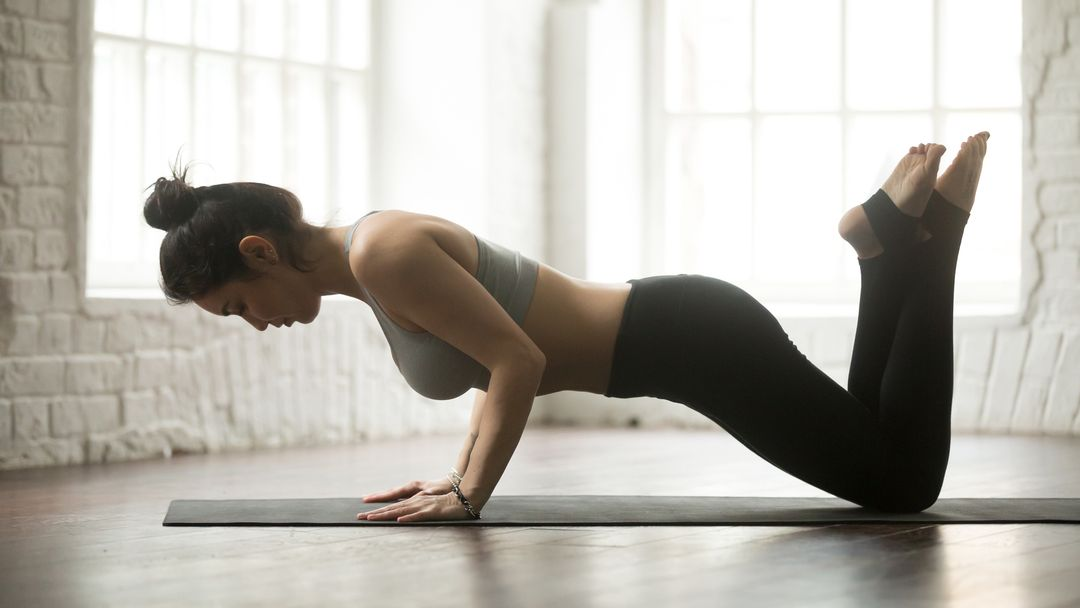 Yoga Workouts for Optimal Strength