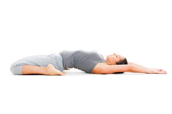 Yin Yoga Poses Doyou