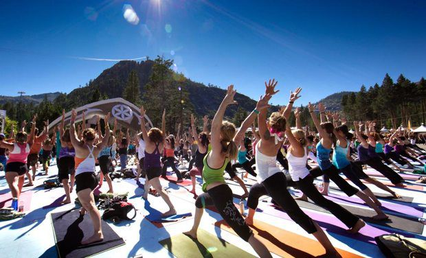 Three Yoga Festivals to Go in August and September