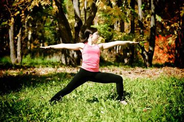 8 Yoga Poses To Get Ready For Fall