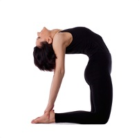 Camel Pose Yoga Poses To Improve Posture