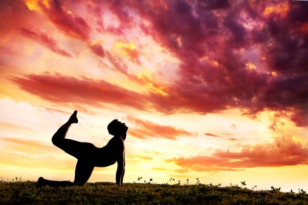 How To Use Yoga To Transition Into Fall