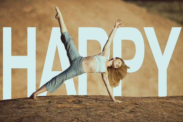 How Yoga Makes You Happy