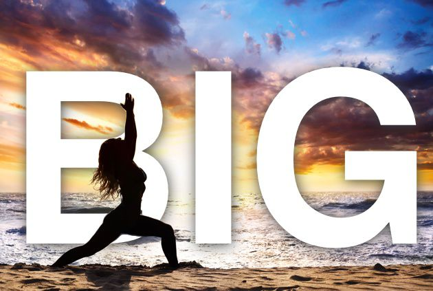 5 Reasons To Do Yoga On A BIG Day