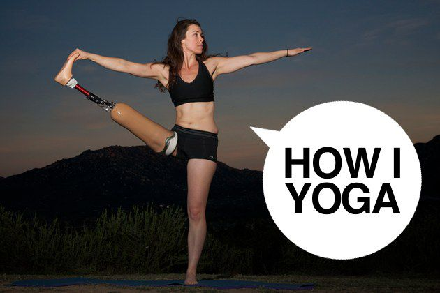 I'm Danielle Orner, And This Is How I Yoga
