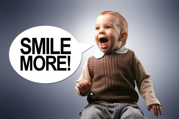 10 Reasons People Should Smile More