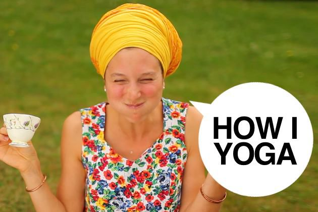 I'm Bachan Kaur, And This Is How I Yoga