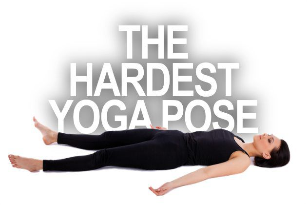 4 Ways To End Your Struggle With Savasana