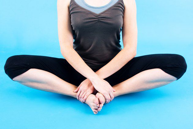 Do Your Feet Hurt When You Practice Yoga? Try Some Foot Love