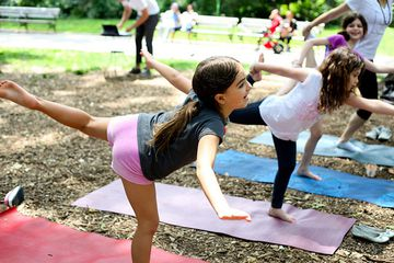 4 Ways To Support Kids Yoga In Schools