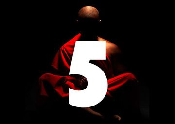 The 5 Tibetan Rites - Yoga Like A Tibetan Monk