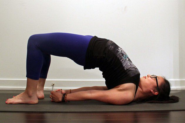 How To Do Bridge Pose