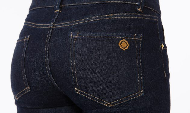 Premium Organic Denim, Thoughtful Fit Jeans