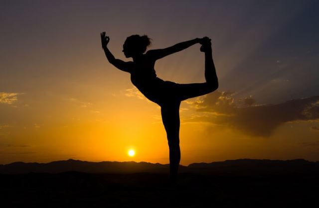 Yoga Poses On The iPad - Building A Global Yoga Community