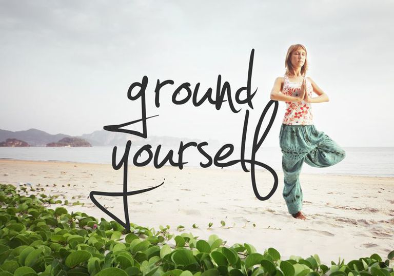 A Simple Yoga Sequence to Ground Yourself