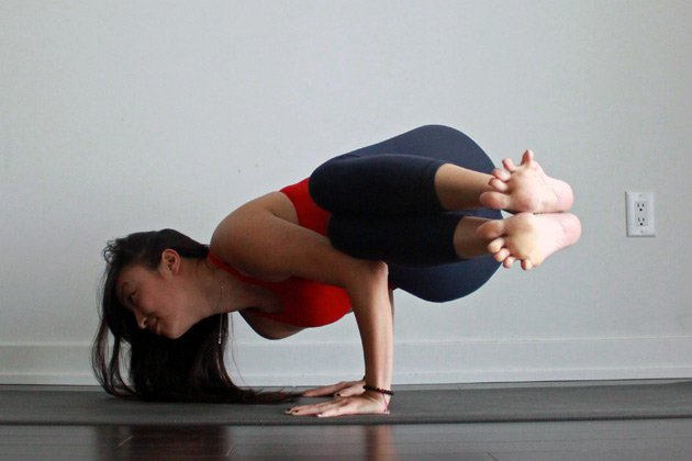 How-To-Do-Side-Crow-Pose