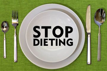 3 Reasons To Stop Dieting Immediately