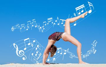 The Art Of The Yoga Playlist