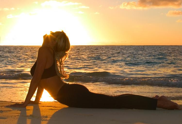3 Tips For Creating A Blissful Yoga Stay-cation