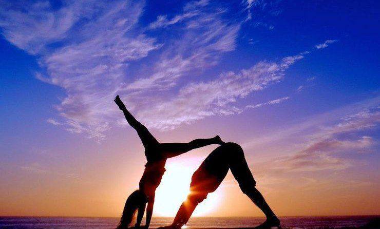 Trust Me! How Partner Yoga Can Enhance Your Practice (And Your Life)