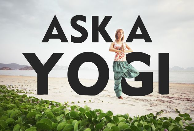 What Can I Do About A Slippery Yoga Mat?
