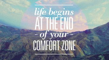 How To Leave Your Comfort Zone... And Feel Awesome