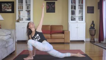 Pre-Thanksgiving Detox Yoga (VIDEO)