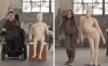 'Disabled' Mannequins Show Us That Beautiful Doesn't Mean 'Perfect' (VIDEO)