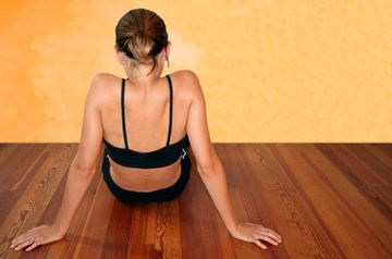How To Get On The Yoga Mat When You Don't Feel Like It