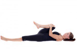 Wind Relieving Posture Yoga