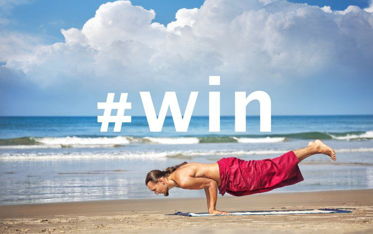 3 Ways Yoga Makes You A Winner