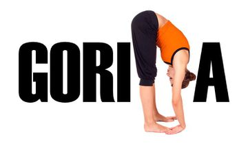How To Do Gorilla Pose