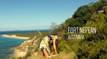 Travelling Yogi Sequence: Australia Edition (VIDEO)