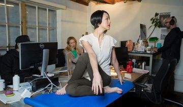 Office Yoga Pants - Yay or Nay?