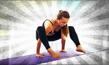 3 Tips To Master Challenging Yoga Poses At Home