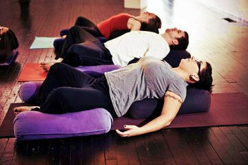 A Busy Girl's Guide To Restorative Yoga