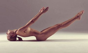 What's The Skinny On Naked Yoga?